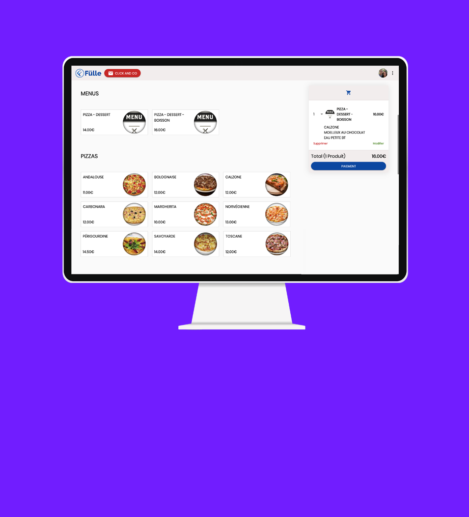 Webshop by Fülle